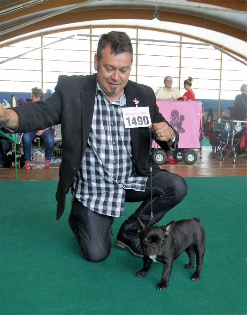 Best Puppy in show IHA Kreuzlingen